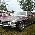 Chevrolet corvair 110 2door hardtop 1965