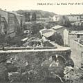 Trans en Provence-Le Pont Vieux et les cascades