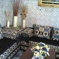 Salon marocain.