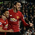 But ibrahimovic wba v manchester united (0-2)