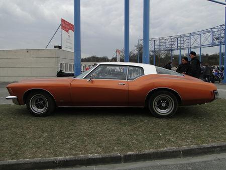 BUICK Riviera GS Hardtop Coupe 1971 Salon Champenois du Vehicule de Collection de Reims 2010 3