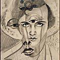 Olga_Francis Picabia 1930