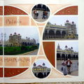 Le palais du Maharaja à Mysore