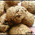Cookies epeautre chocolat
