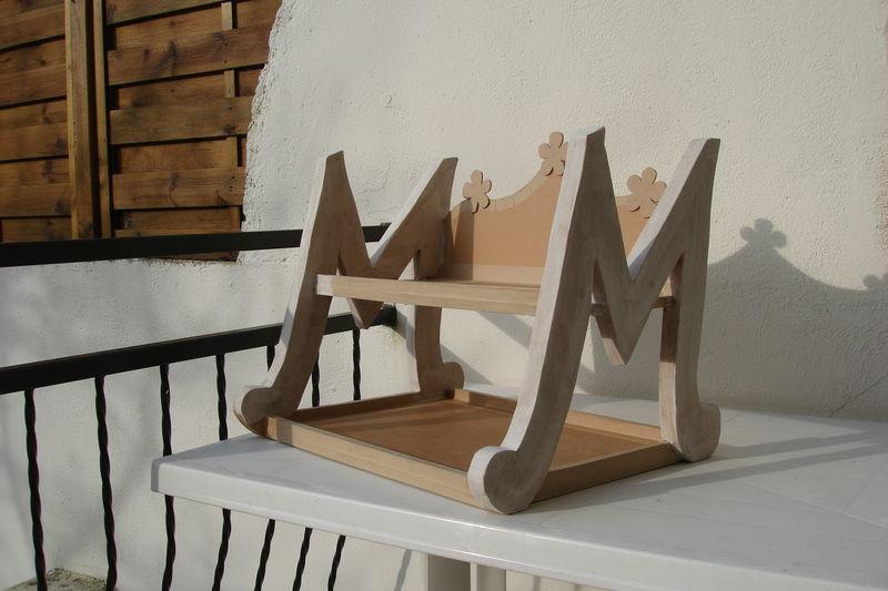 pr sentoir drag es pour un bapt me idees et merveilles. Black Bedroom Furniture Sets. Home Design Ideas
