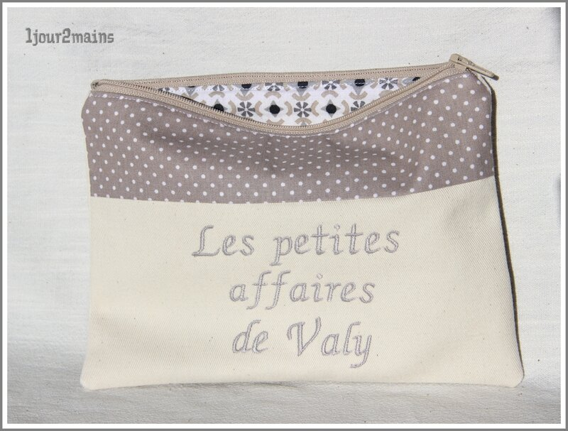trousse Valy
