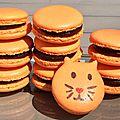 Recettes des macarons réalisés au salon des loisirs créatifs de conty 17/18 mai 2014