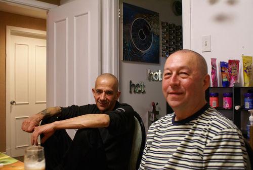 Yvon & Jean-Paul à 3Rivières
