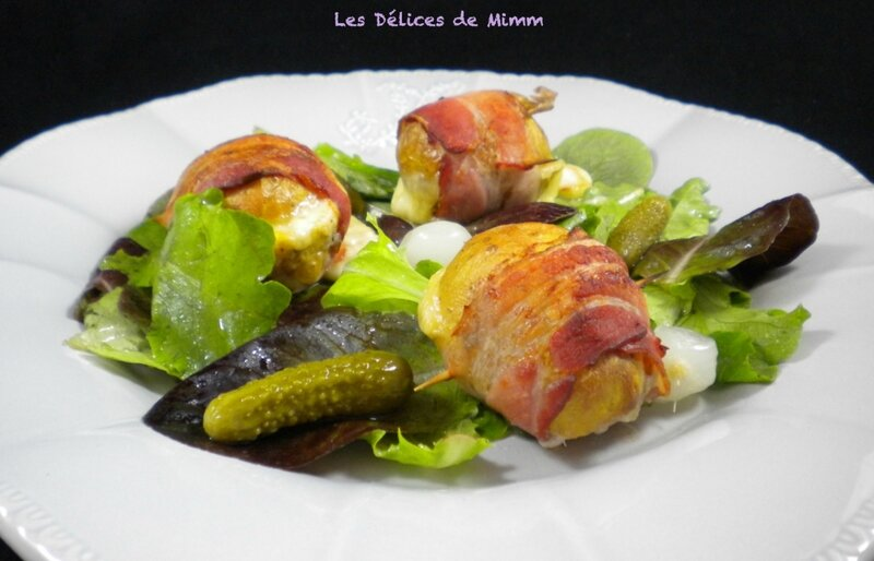Salade « Raclette » 2