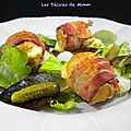 Salade « raclette »