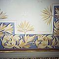 13- Majolique Est, plafond