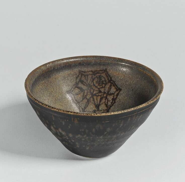 A 'Jizhou' inscribed bowl, Southern Song dynasty