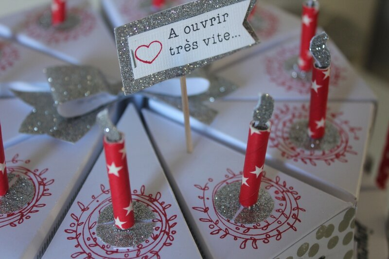 Gâteau Stampin up (6)