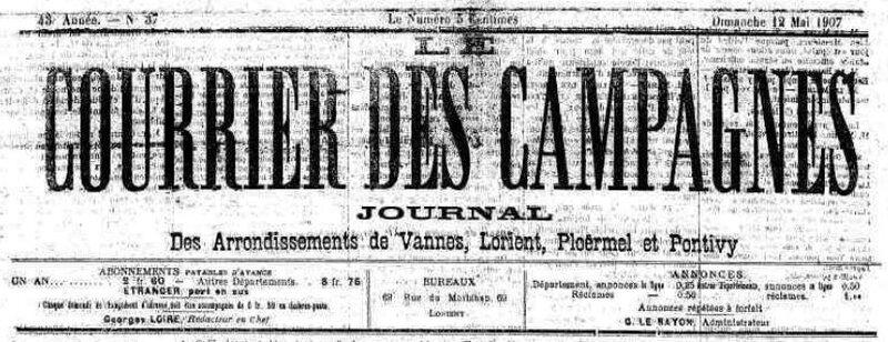 Presse Courrier des Campagnes 1907_1
