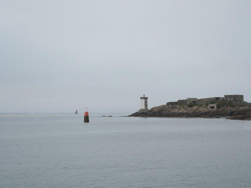 Le Conquet, vue sur pointe de Kermorvan (29)
