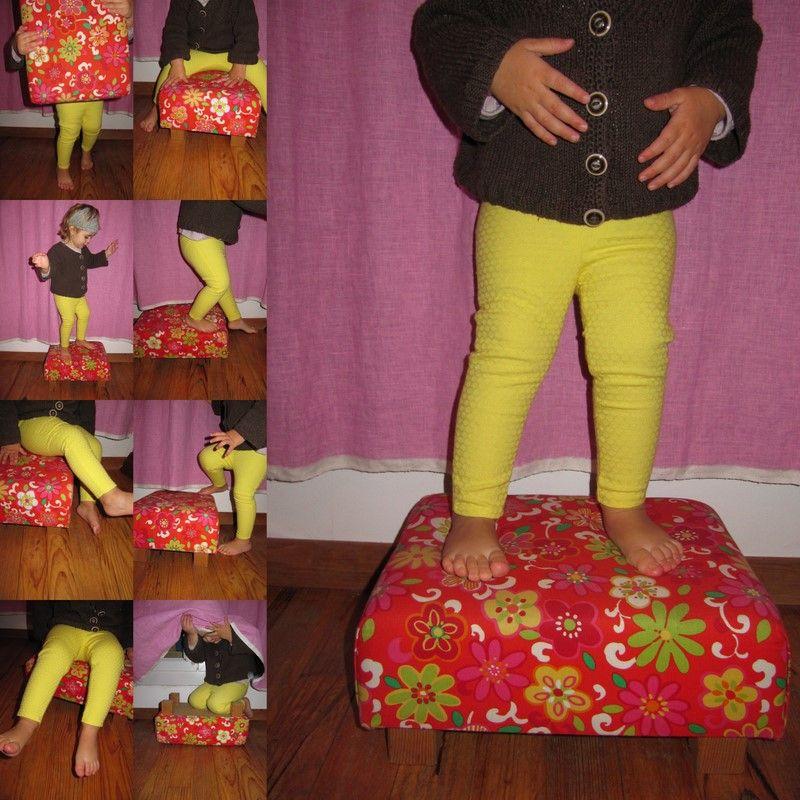 leggings jaunes