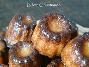 Cannelés bordelais 3