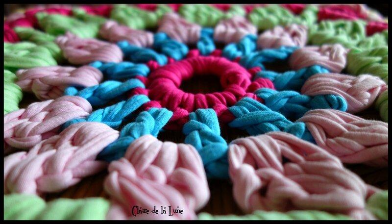 tapis crochet 2