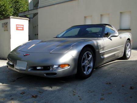 CHEVROLET Corvette C5 LS1 Coupe 1997 2004 A la Recherche des Autos Perdues Guermantes 2009 1
