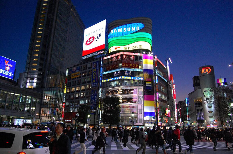 Canalblog Shibuya 109 023