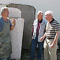 Le souvenir vendéen prépare un monument à palluau (85)
