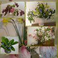 Florilège de bouquets printanniers