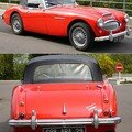 AUSTIN HEALEY - 3000 MK2 - 1963
