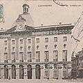 L'Auvergne 22 Aurillac - l'Hôtel de Ville 1904