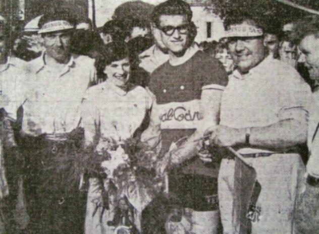 Verteillac 1954