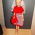 Barbie au marché