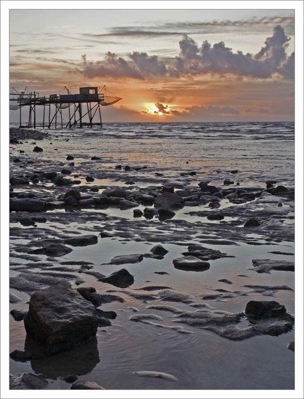 Vase de lumi re vie du paysage - Le soleil se couche a quel heure ...
