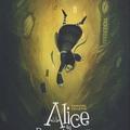 Alice au pays des merveilles, chauvel, collette