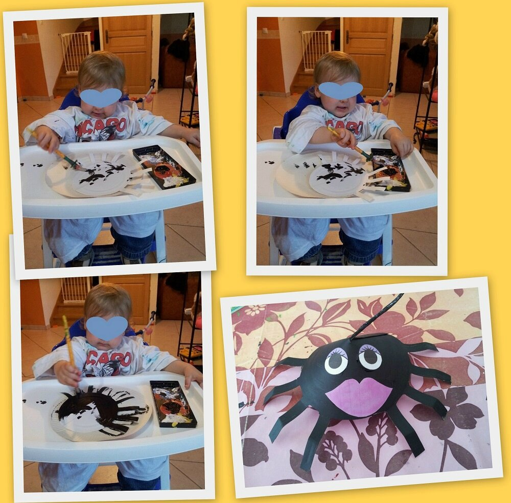 decoration halloween maternelle