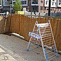Projet de la semaine: relooking terrasse (paris)