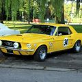 Ford mustang coup de 1967 (Retrorencard octobre 2010) 01