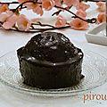 Gâteau au chocolat nappé ultra rapide et ultra simple à préparer