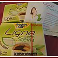 LIGNE AU SUCRE & STEVIA