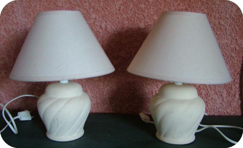 LAMPES AVANT