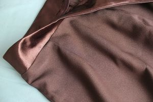 Pantalon marron habillé 2