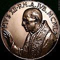 1958 - le pape pie xii meurt en ardent défenseur de l'union europeenne
