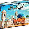 Boutique jeux de société - Pontivy - morbihan - ludis factory - Medina