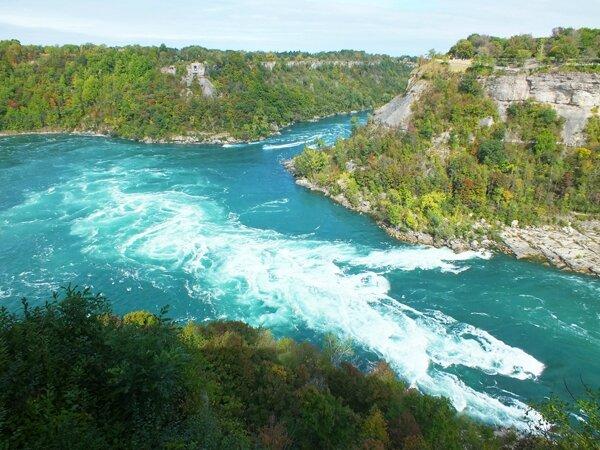 9 Voyage Canada Niagara River