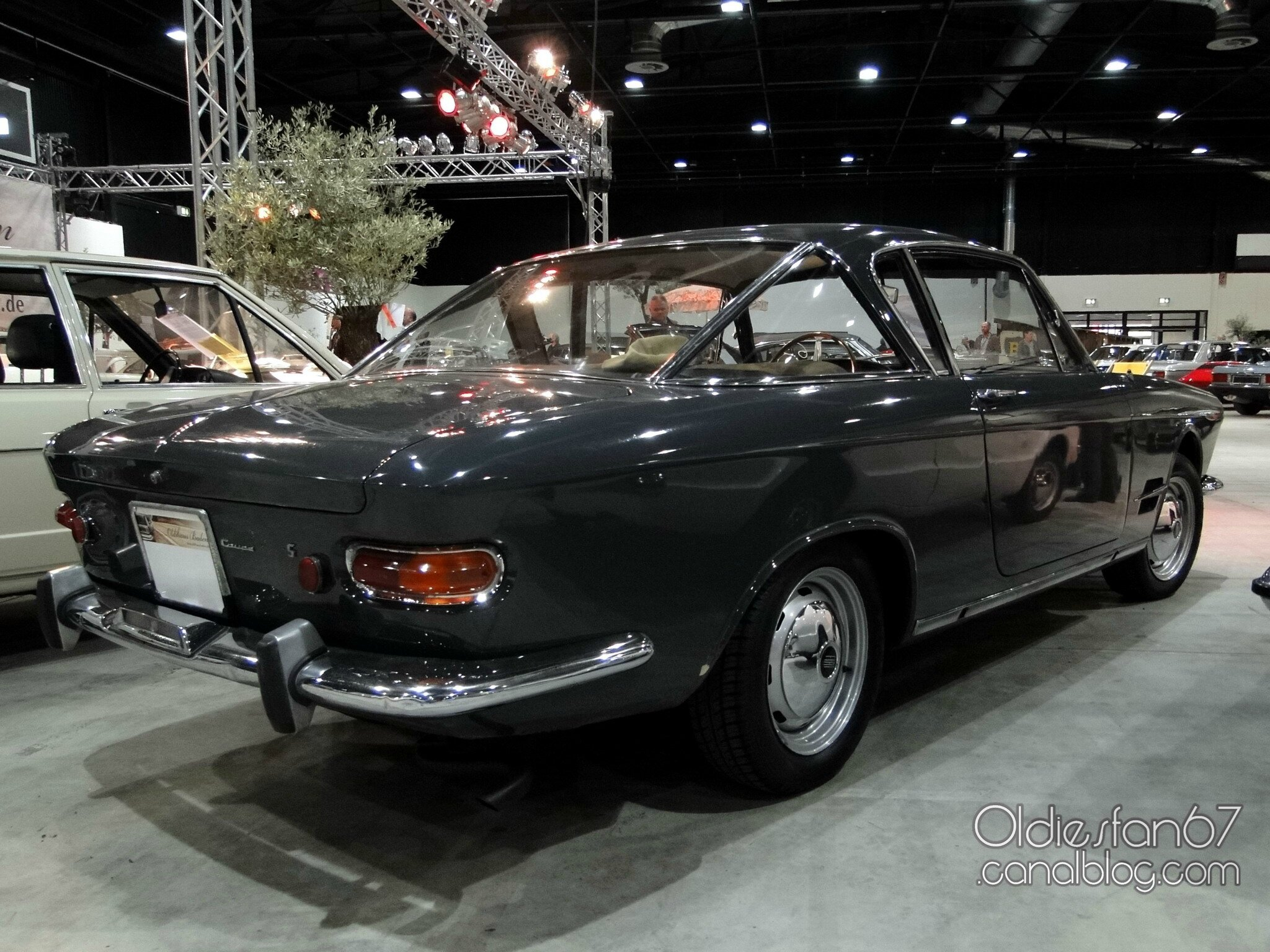 fiat 2300 s coupe 1964 oldiesfan67 mon blog auto. Black Bedroom Furniture Sets. Home Design Ideas