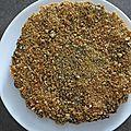 Cheesecake à la pâte à tartiner