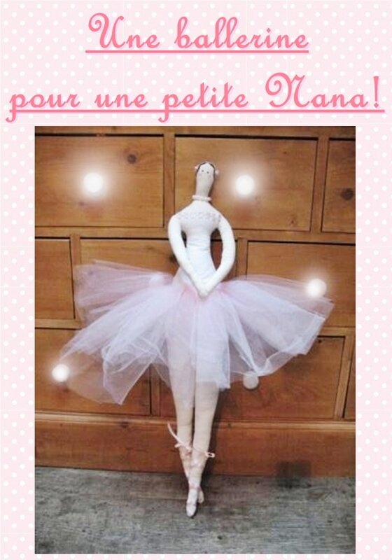 ballerine rose page 1