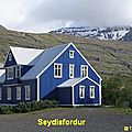 Seydisfjordur maison 1