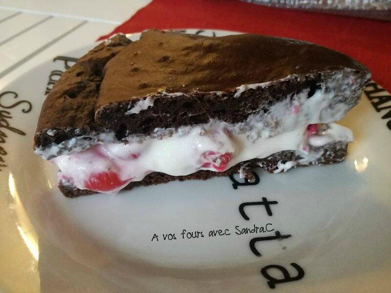 Gâteau Moelleux choco-cerises 2