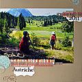 Autriche 2011, encore une page avec une grande photo