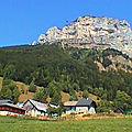Mont granier 1933 m de la plagne – chartreuse