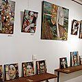 Les tableaux de Léo-Vinh